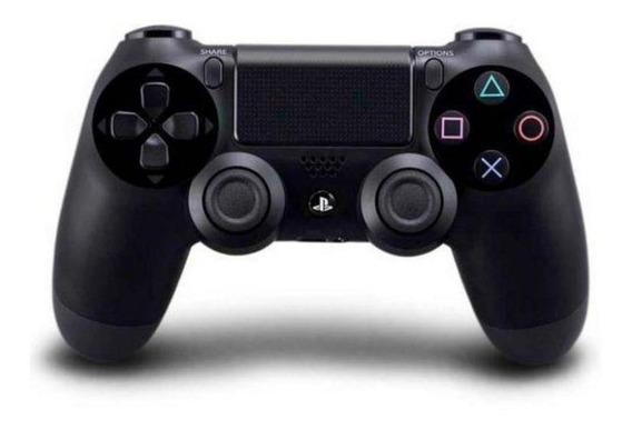 Controle Ps4 Sem Fio Dualshock 4 Original Preto - Sony