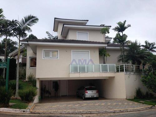 Casa Com 3 Dormitórios À Venda, 310 M² Por R$ 1.550.000,00 - São Paulo Ii - Cotia/sp - Ca1936