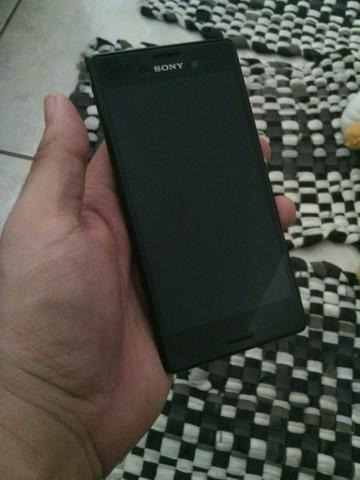 Smartphone Sony Xperia M4 Aqua - Necessita Troca Da Tela