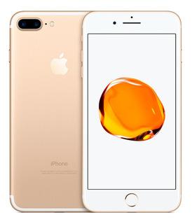 iPhone 7 Plus 128gb - Dourado - Produto Usado!