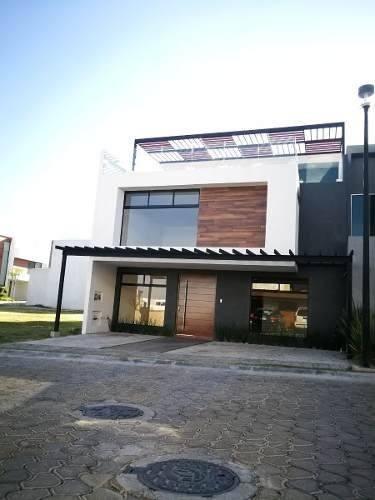 Venta Casa 4 Recamaras Una En Pb Parque Nuevo Leon Lomas De Angelopolis