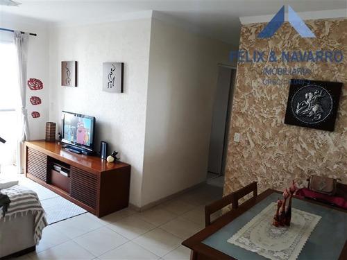 Imagem 1 de 21 de Apartamento - Vila Roque - 1402