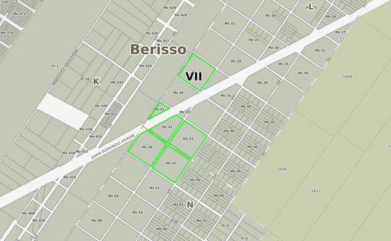 Canmpo Venta 14 Hectáreas Av.río De La Plata - Berisso