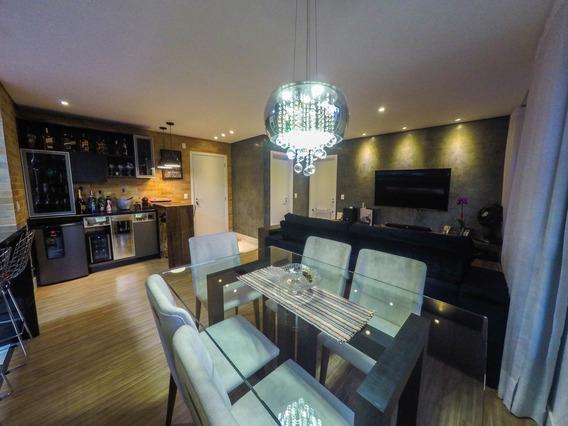 Apartamento De Condomínio Em Curitiba - Pr - Ap0766_impr