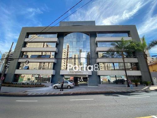 Imagem 1 de 2 de Sala, 406 M² - Venda Por R$ 1.350.000,00 Ou Aluguel Por R$ 6.900,00/mês - Centro - São José Do Rio Preto/sp - Sa0128
