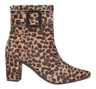 Bota Coturno Sapato Feminino Chiquiteira Chiqui/4110