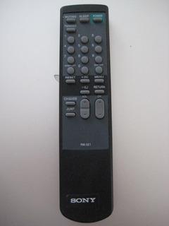 Control Remoto Tv Sony(alternativo) Rm-021