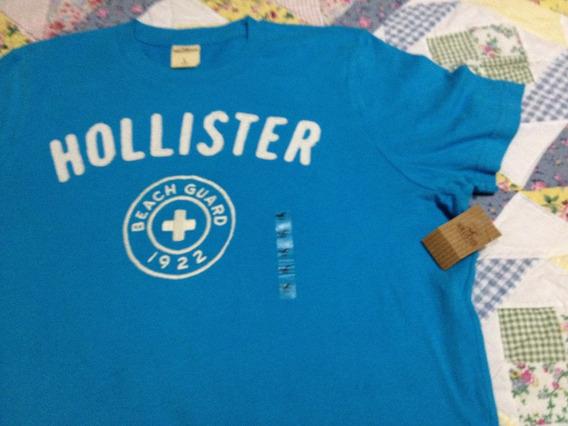 Hollister Playera Para Caballero
