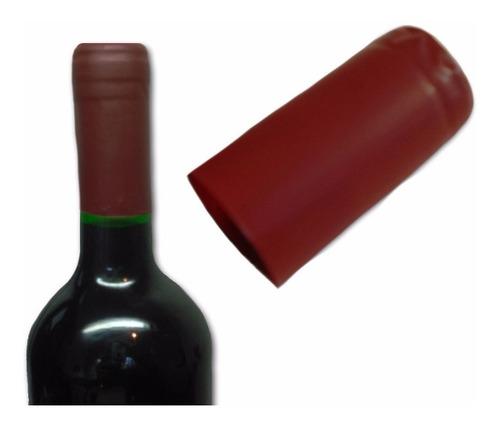 Capsula De Pvc Para Vinho ( Kit Com 500 Unidades)