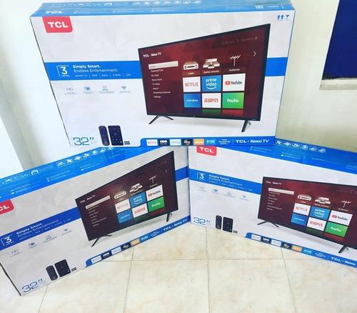 Smart Tv Tcl Ultra Hd 32 Pulgadas
