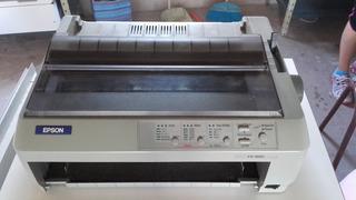 Impresora Epson Fx 890 Con Estabilizador