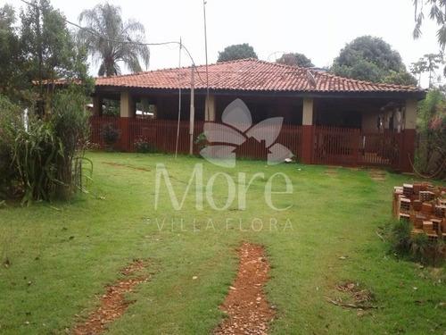 Imagem 1 de 30 de Chácara 11.000m² Em Engenheiro Coelho - Ch00014 - 33452159