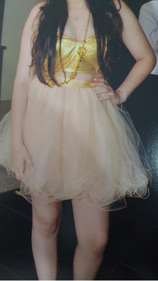 Vestido De 15 Corto // Silvia Ortega Diseños
