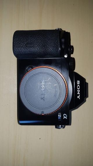 Câmera Sony A7s