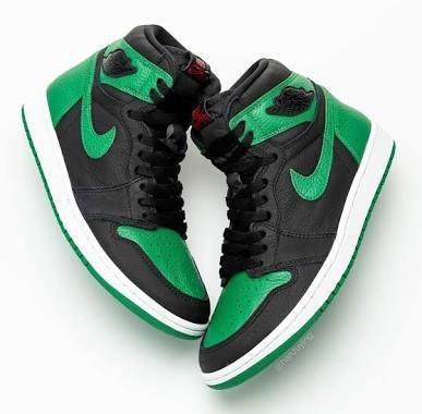 Air Jordan 1 Pine Green Og
