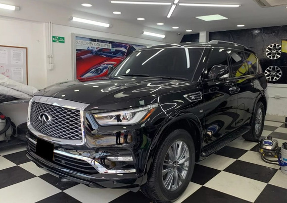 Infiniti 2018 6 Puestos 4x4 Luxury 2018