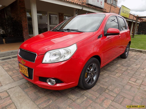 Chevrolet Aveo Emotion Gti 1.6cc Mt Aa