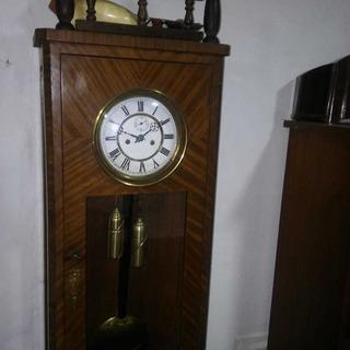 Reloj De Pie De Viena