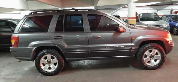 Jeep Grand Cherokee 4.7 V8 Limited Automática 2003