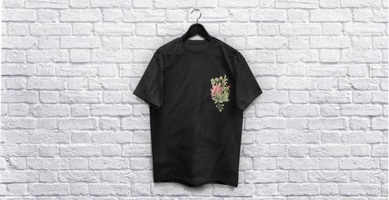 Camiseta Pernalizada - Florrrr