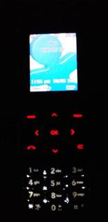 Celular LG Mg 280 Chocolight. Op Vivo. Tenho 2.