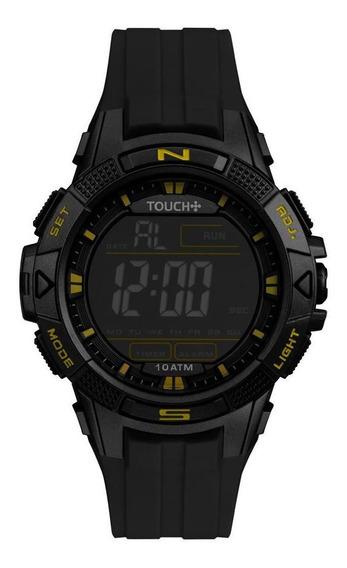 Relógio Masculino Touch Preto Twlcdac/8p