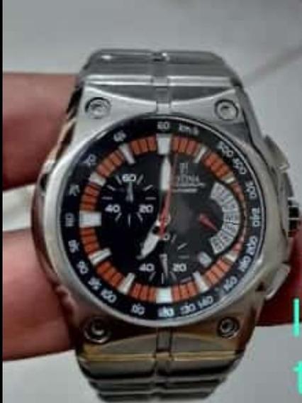 Relógio Festina Chrono Modelo Depose Watch Alemão