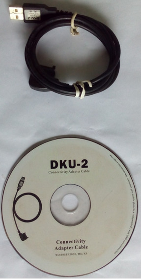 Cd/cabo Dku-2 Connectivity Adapter Cable Win98se/2000/me/xp