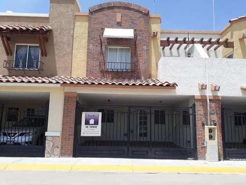 Casa En Venta En Fracc. Real Toledo, Pachuca Hidalgo