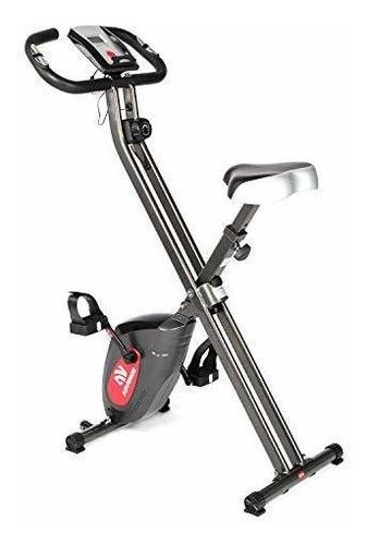Advenor Bicicleta De Ejercicio Bicicleta Magnetica Plegable
