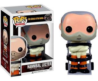Figura Funko Pop! #25 Hannibal Lecter 100% Original