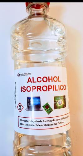 Alcohol Isopropilico De 1 Litro