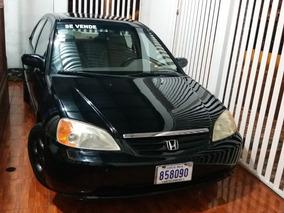 Honda Civic Ex 2001 Manual