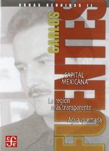 Capital Mexicana, Carlos Fuentes, Ed. Fce
