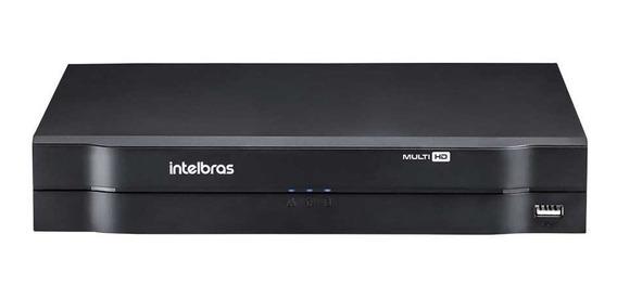 Dvr Intelbras 8 Canais Mhdx 1008 G3 5 Em 1 Lançamento Full