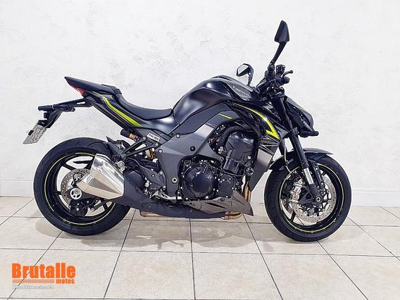 Kawasaki Z 1000 R Edition Cinza