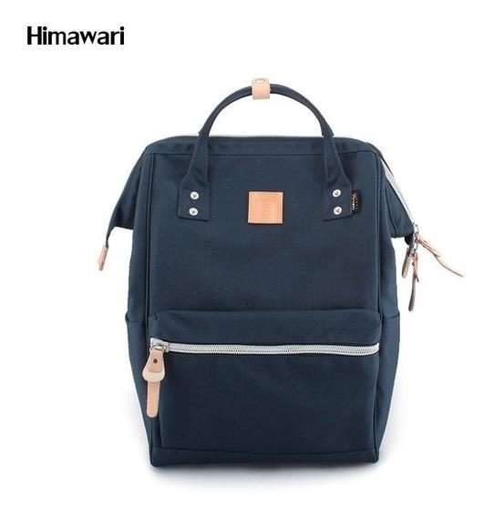 Mochila Bolso Himawari Porta Notebook 20 Excelente Envio Gratis