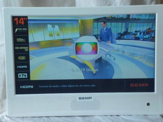 Tv Led 14 Semp Le1473