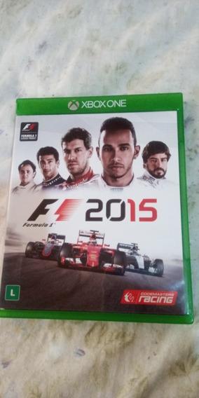 F 1 2015 Xbox One Midia Fisica