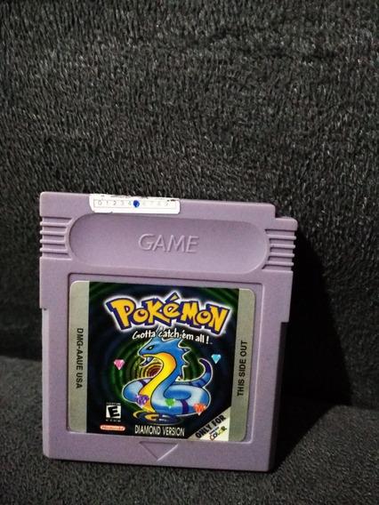 Pokemon Diamond Version Gameboy Color