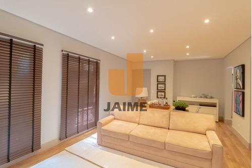 Apartamento  Reformado, Com 2 Vagas, Em Ótima Localização! - Ja13223