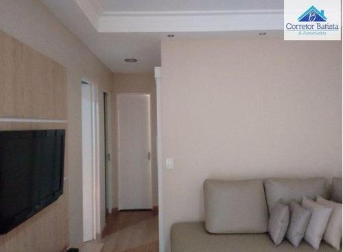 Imagem 1 de 15 de Apartamento A Venda No Bairro Parque São Jorge Em Campinas - 1101-1