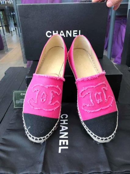 Espadrilles Chanel