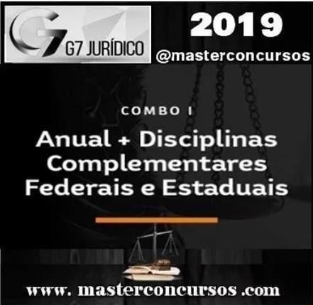 G7 Juridico Carreira Juridica 2019 Com Lpe Inclusa