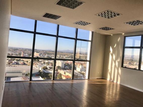 Sala Para Alugar, 67 M² Por R$ 2.700/mês - Centro - São José Dos Pinhais/pr - Sa0105