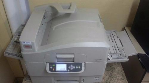 Impressora Oki Data C9600 Excelente Oportunidade, Aproveite!