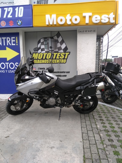 Suzuki Vstrom Dl 1000 Modelo 2008 Millas 43.520