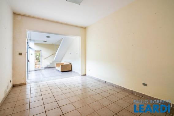 Casa Assobradada - Indianópolis - Sp - 496051