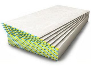 Placa Yeso Knauf Materiales X M2-tabique Pared Simi Durlock