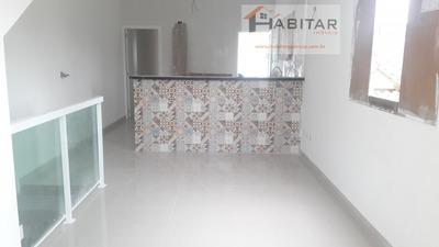 Casa A Venda No Bairro Vicente De Carvalho Em Guarujá - Sp. - 1124-22265
